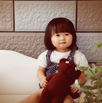 女童短发蘑菇头发型 儿童蘑菇头短发发型(3)