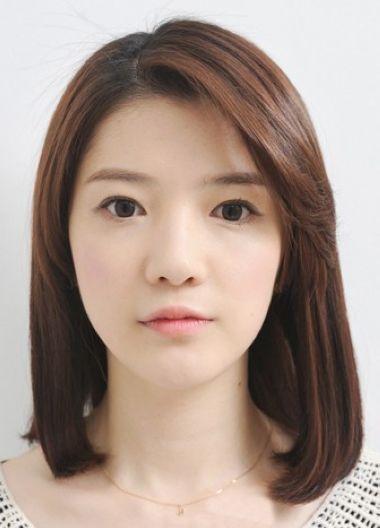 中年圆脸适合什么样的发型 中年圆脸女人发型图片图片