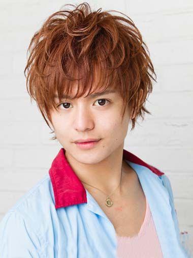 刘海   男生染发   发型,结合   烫发   的线条也要好好的打理哦,今年流图片