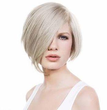 圆脸适合沙宣短发吗 适合圆脸的沙宣短发发型图片(4)图片