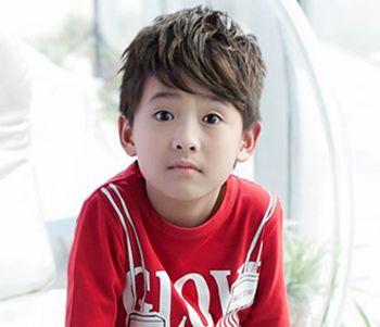 4岁男孩子发型设计 4岁男孩子适合的青少年发型图片(2图片