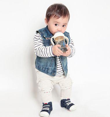 男宝宝发型图片参考 男宝宝齐刘海发型