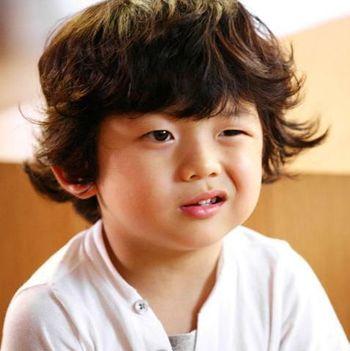男童烫发发型图片 男儿童烫发发型设计(3)