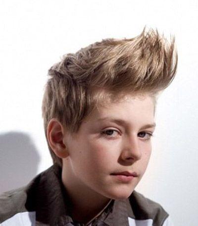 6 7岁小男孩发型图片及名称 6岁到7岁男孩发型图片 发型师姐