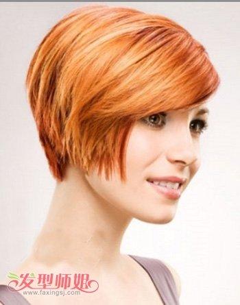 长脸适合沙宣发型吗 长脸适合的沙宣发型图片 发型师姐