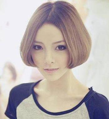 短发发型设计