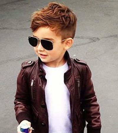 6岁男孩理什么发型好看 适合6岁小男孩的发型图片图片
