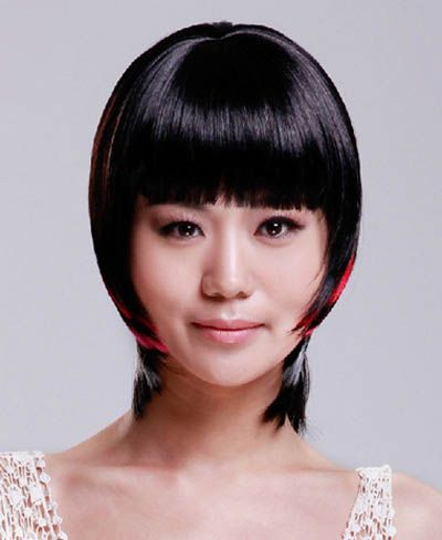 大脸适合沙宣发型吗 大脸沙宣短发发型图片 发型师姐