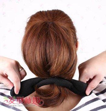 花苞头盘发器什么样的好用