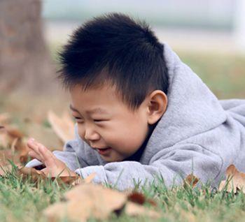怎样给小男童留发型 男童平头发型图片(3)图片