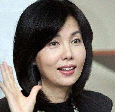 长脸的老年女性适合什么发型 中老年长脸长发型设计图片(2)图片