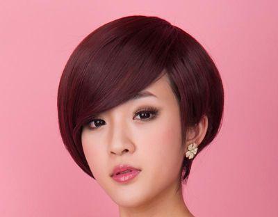 沙宣发型有哪些 酷感沙宣发型图片(2)图片