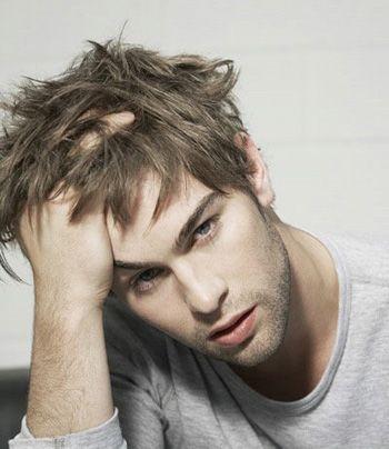 自来卷男生潮流发型图片 男生自来卷发型图片