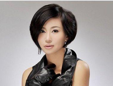 发型设计 短发 >> 打算扎辫子之前留什么发型合适 方便自己扎好看辫子图片