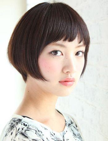 胖圆脸女生适合沙宣发吗 圆脸沙宣短烫发发型图片图片