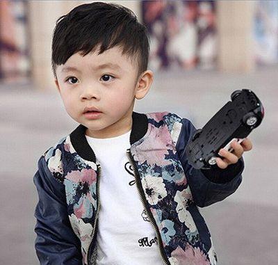 小男孩发型设计4
