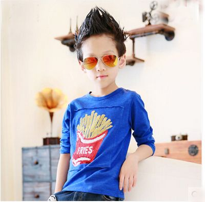 男童朋克发型 韩国男童发型图片(2)图片