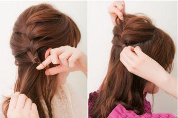 幼儿园小孩发型如何扎 幼儿园扎头发简单好看图片 儿. 西子美发网图片