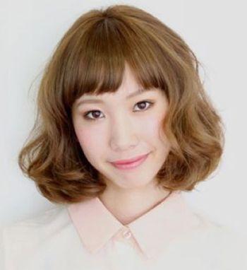方形脸适合留短发吗_方形脸适合的蛋卷头吗 方形脸蛋卷头短发发型_发型师姐