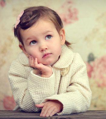 二岁宝宝扎辫子发型 女宝宝短发辫子扎法