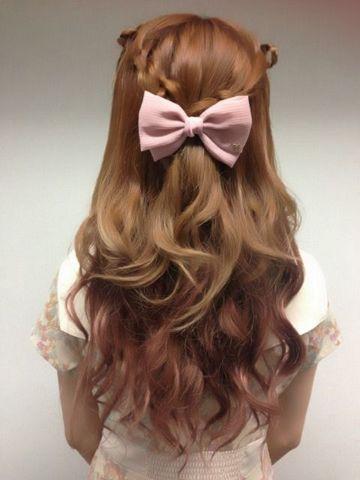 小学生的头发短的扎辫子 适合小学生简单编发发型(3)图片