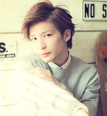 男生时尚修颜发型设计(3)