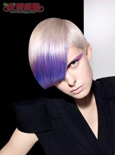 长脸适合沙宣发型吗 长脸女生适合的沙宣发型(3)图片