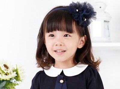6岁儿童发型 儿童烫发发型图片(4)图片
