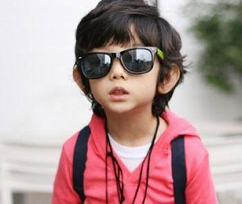 韩国2周岁儿童发型 韩式小男孩发型图片(3)图片