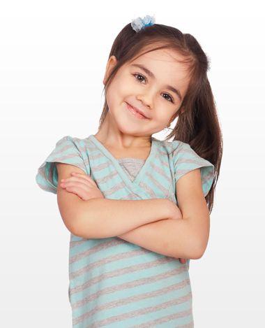 儿童可爱发型怎么梳 小孩子可爱发型图片(2)