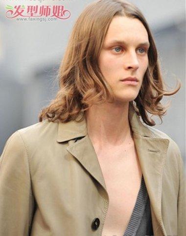 男生梨花头发型图片 男生梨花头是怎样的