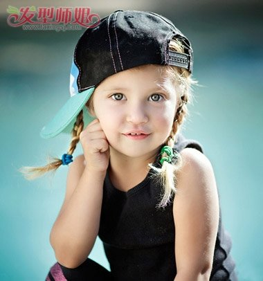 怎么编头发教程 怎么给小女孩编头发最好看图片
