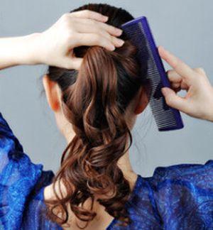 中年妇女盘发发型 中年妇女盘发发型步骤