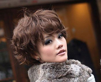 中年短头发怎么打理好看 便于打理的短发图片(2)_发型