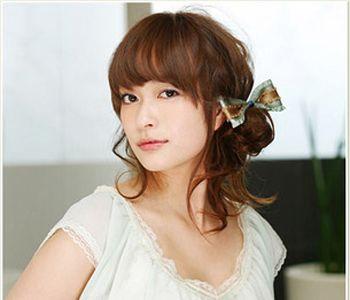 长脸女生适合什么发型 长脸女生头发少适合的发型图片