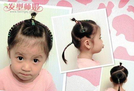 发型设计 儿童发型 >>图片
