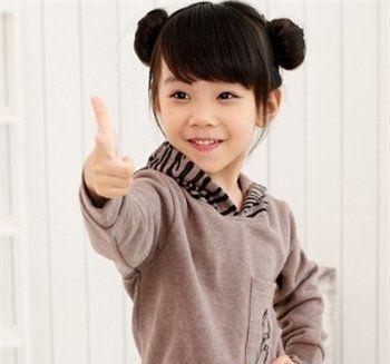 小女孩的发型怎么扎好看呢_发型设计图片