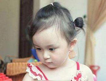 妈妈扎发达人小宝贝发型