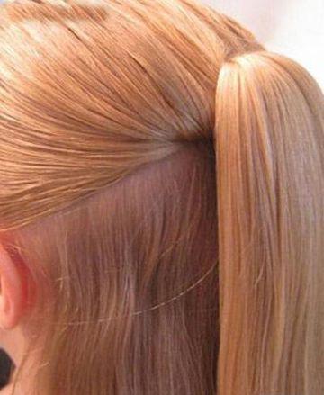 小女孩发型最简单的怎样盘头发