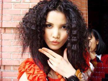 中短发螺丝烫烫发发型 短发发型图片2016女螺丝烫 发型师姐图片