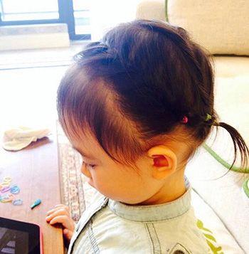 女童的发型怎样扎好看 儿童短发发型扎法大全图片