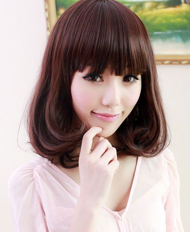 什么样的人适合梨花烫发型 优雅女性梨花烫发型图片
