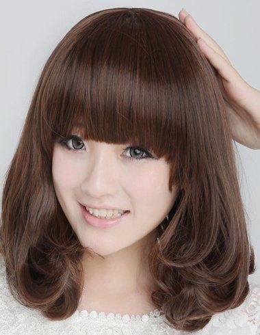 什么样的人适合梨花烫发型 优雅女性梨花烫发型 发型师姐图片