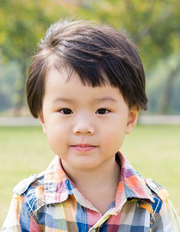 儿童简单发型打理 2周岁女宝宝的发型打理