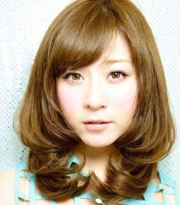 的 现在流行的小卷冷烫梨花烫图片 发型师姐