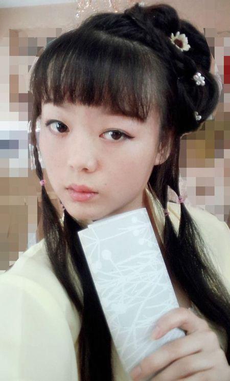 圆脸女生应该如何盘头 适合圆脸的古装盘发图片