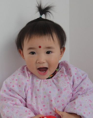 变身最唯美小女孩,儿童短发的发型扎法步骤,详细图解每一款小女孩短发图片