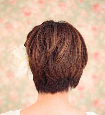 怎样编头发最漂亮 短头发的编法图解(2)