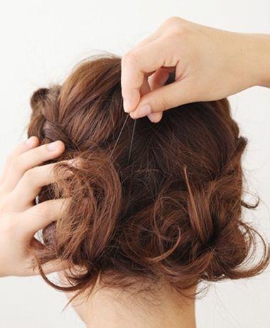 圆脸适合把头发全扎起来吗 圆脸扎什么样的头发(6)图片