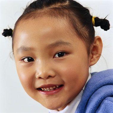 儿童超短发发型扎发 8岁儿童的发型扎法(4)图片